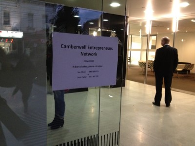 Camberwell Entrepreneurs Network LinkedIn and Google Plus for Entrepreneurs